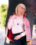 Howl Cosplay - Running Away by DakunCosplay
