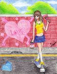Love Wall by mahuistic