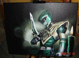 Green Ranger by SabrinaFranek