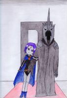 Raven true love by lordtrigonstar
