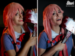 Gasai Yuno Cosplay by Shaaarix