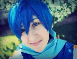 Kaito: Smile by RhymeLawliet