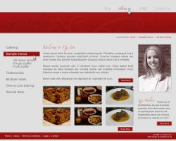 Chef Website by datamouse