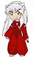 ++ SD Inuyasha - Colored ++ by Bepbo