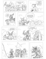 Alphamon great powers 3 by LadyBeelze
