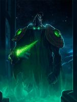 Zeratul by Choops91