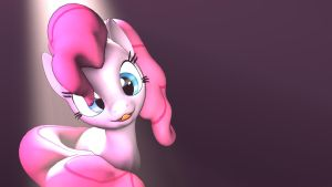 Pinkie the Silly by SourceRabbit