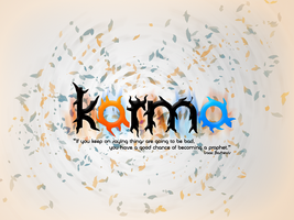 Karma by SharmaJenkins