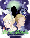 The Great Gatsby (FANCOVER) by CrystleIceFire