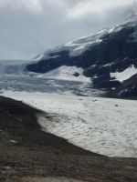 Athabasca Glacier 47 by raindroppe