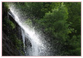 Waterfall 2 by Curim