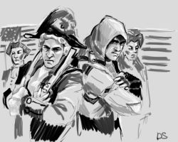 ASSASSIN'S CREED 3 SONG by AndyAlbarn