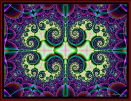 May Day Spirals by Rozrr