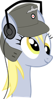 Private Derpy Hooves by tensaioni