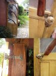 Garden Route organic door by shanti1971