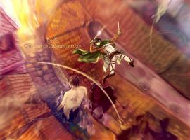 Attack on Titan- Titan Slayer by Gin-Uzumaki