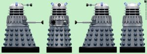 AARU Invasion Dalek by Librarian-bot