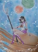 Sailor Saturn by Toto-the-cat