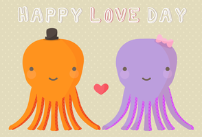 Happy Love Day by apparate
