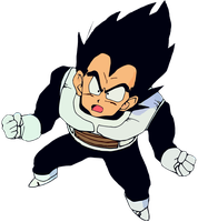 Vectorscan 031 - Vegeta 008 by VICDBZ