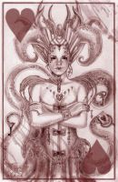 Queen of Hearts by Tigress0787