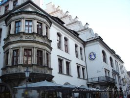 Hofbrauhause by BlackCarrionRose
