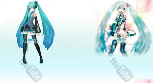 Project DIVA Youtube Channel by olivaaa