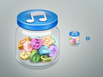 iTunes replacement icon by wakaba556