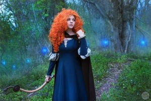 Brave - Princess Merida by TimmyFrost