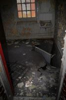 West Park - Floor Collapse by KellyJane