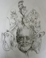 dr seuss sleeve sketch by hoviemon