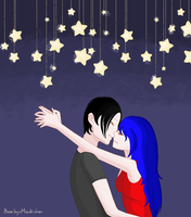 .:[BASEEDIT]UNDER THE STARS:. by Maniactheleader