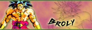 Broly by draax15