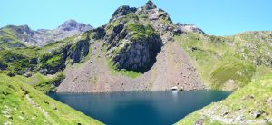 Lac d'Uzious by Aude-la-randonneuse