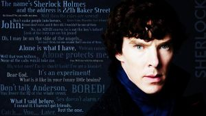 Sherlock Quotes by TheVentVenturer