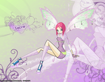 Tecna Bel wallpaper by MagiaBelievix