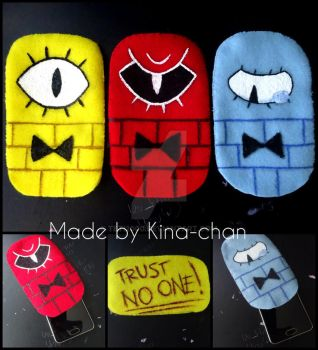 Bill and Will Phone Covers by Teti2000