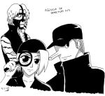 Detectives Agency BnW ver by AznCeestar