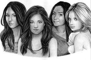 Pretty Little Liars by Fabielove