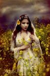 Field Of Flowers III: Mother Nature by IreneAstral