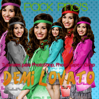 Pack Png Demi Lovato by SofiHechos