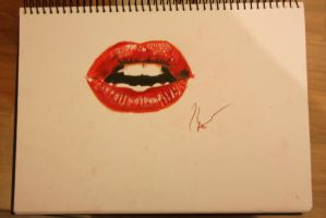 Lips by kfirc8