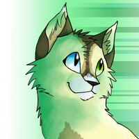 Swiftleaf headshot by Finchwing