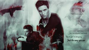 Eddie Redmayne wallpaper 15 by HappinessIsMusic