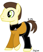 Data the Pondroid [UPDATE] by KinziKritzkrieg