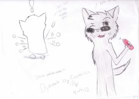Dynimite meme original~ by fierstar123