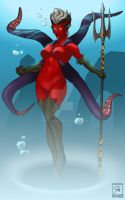 Commission Red Sea by paneseeker