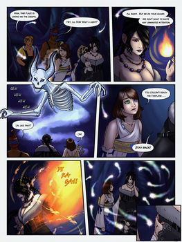 Guardian: Page 163 by DippyWerewolf