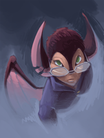 1 Hour Contest: Batgirl by Jabnormalities