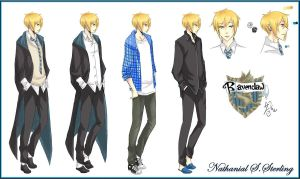 Pottermore OC: Nathanial by evoone